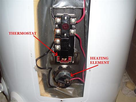 Water Heater Hse intertherm water heater hse 30f 240s thermostat heating