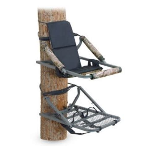 Comfort Zone Treestand by Rivers Edge Climbing Tree Stands On Popscreen