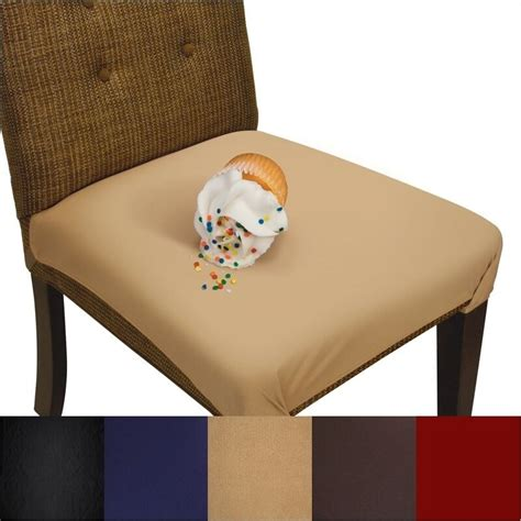 seat covers for dining chairs dining seat cover and chair protector washable