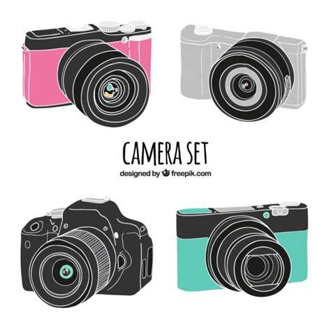 camara de fotos 3d dibujos realistas de c 225 maras descargar vectores gratis