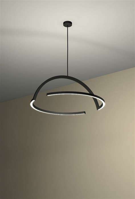 how to join led lights 2d led pendant and join table by ding3000