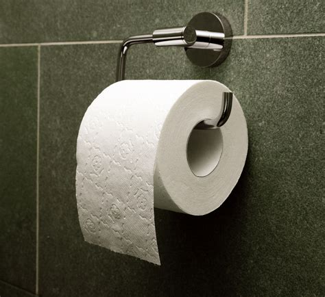 How They Make Toilet Paper - where should you install a toilet roll holder my