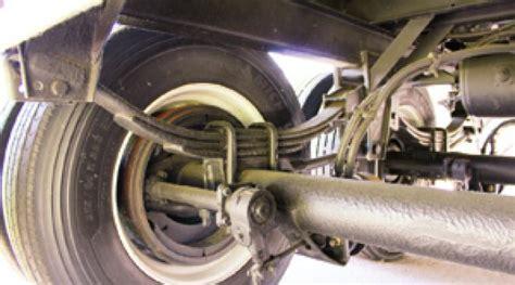 understanding  types  trailer suspensions xtend outdoors