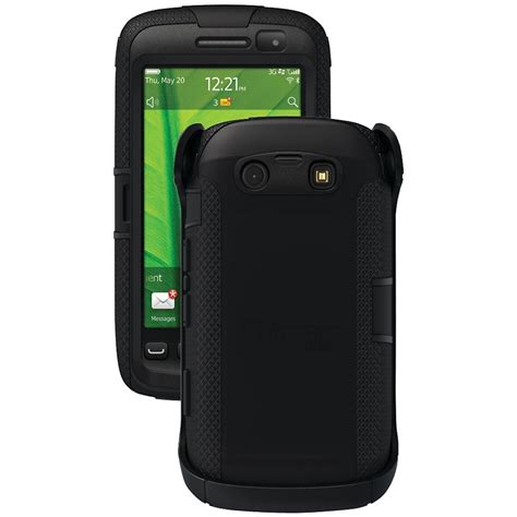 Original Blackberry Swivel Holster For Blackberry 9860 Monza otterbox and cover defender blackberry 9860 monza original original solution
