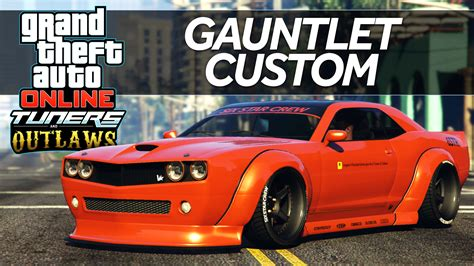 Gta 6 Autos Tuning by 6str Bravado Gauntlet Custom Add On Tuning Gta5 Mods