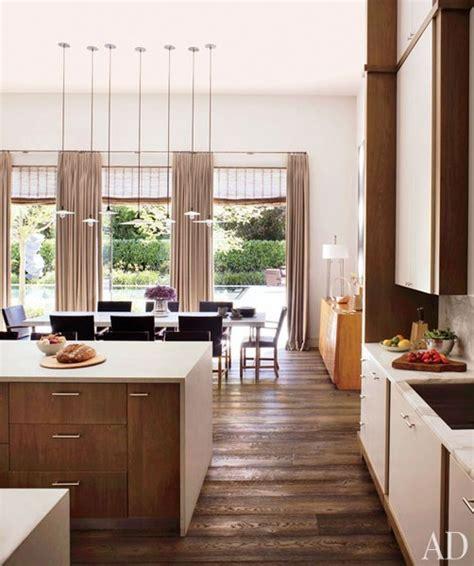mid century modern kitchen flooring hardwood floors in the kitchen style home