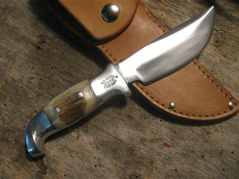 ruana knives for sale ruana 13a mint vintage quot m quot st treeman knives