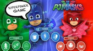 play pj masks super power game gekko owlette amp cat boy family gamer tv