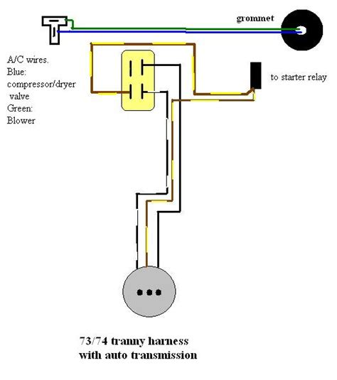 diagrams 642927 neutral safety switch wiring diagram