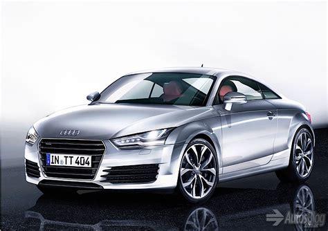 Tt Audi 2014 by Audi Newz Audi Tt Mk3 2014 Vers Un Retour Aux Sources