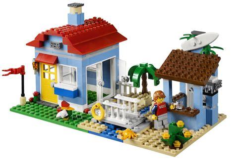 My Lego Style Lego Creator Seaside House 7346 Lego Creator House