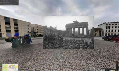 imagenes historicas google maps 12 incredible world war ii images through the eyes of