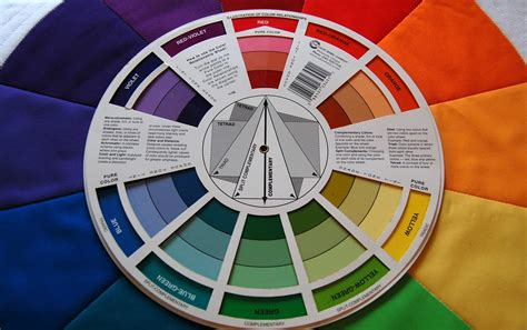 color wheel tool miss sews it all color study assignment 1 the color wheel