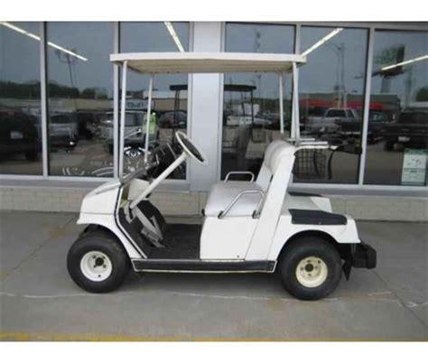 golf cart year model club car ezgo yamaha year