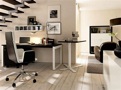 20 Home Office Decorating Ideas For A Cozy Workplace Home Office Desk Ideas