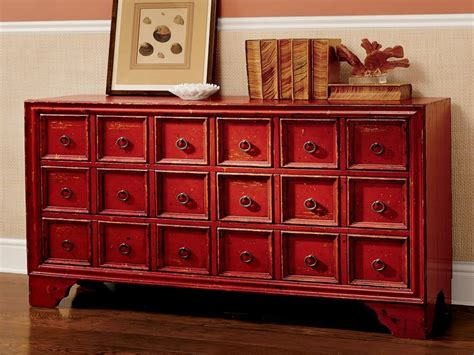 red sofa table with drawers console table design alluring red console tables