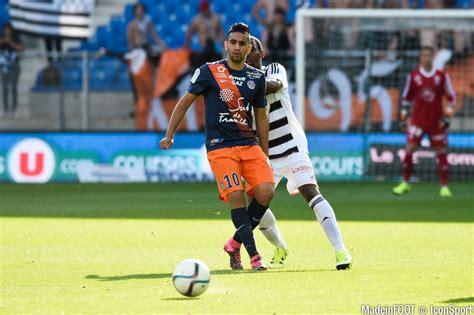 Calendrier 8eme Journee Ligue 1 Photos Mhsc Ryad Boudebouz 27 09 2015 Montpellier