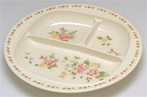 sectioned plates for adults pfaltzgraff tea rose at replacements ltd page 21