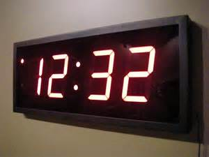 digital wall ethernet digital wall clocks home wall decor