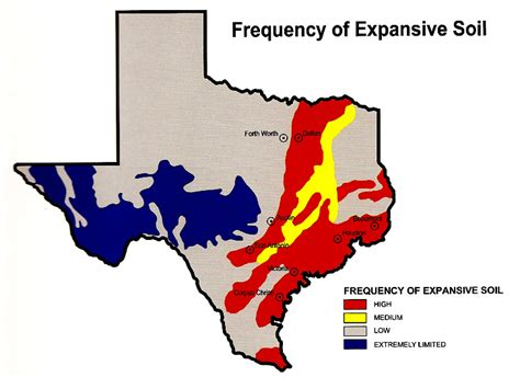 soil map of texas watering your foundation it s a texas thing fireboss realty around town