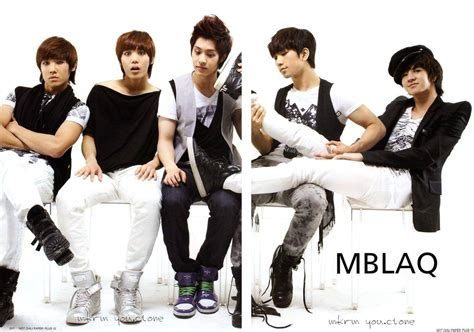 kpop boy bands list kpop mblaq k pop boy bands picture