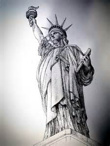 statue of liberty drawing template drawing of statue of liberty new calendar template site