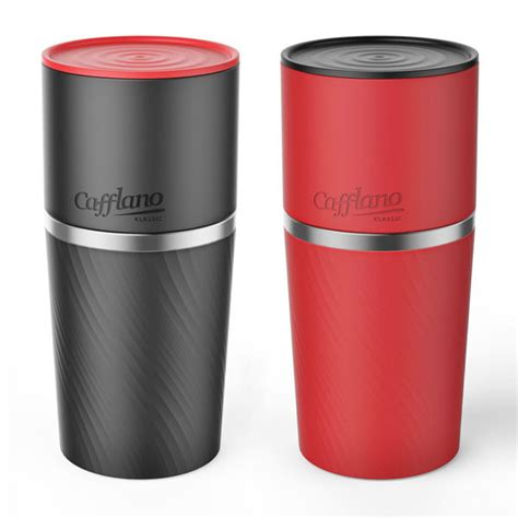 Cafflano Cafflano Klassic Portable cafflano klassic a portable all in one coffee maker