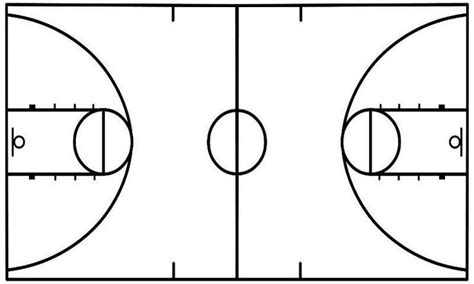 basketball court diagram basketball diagram template basketball court diagram
