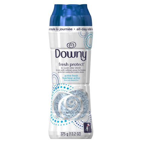 downy smell downy fresh protect 13 2 oz active fresh scent in wash