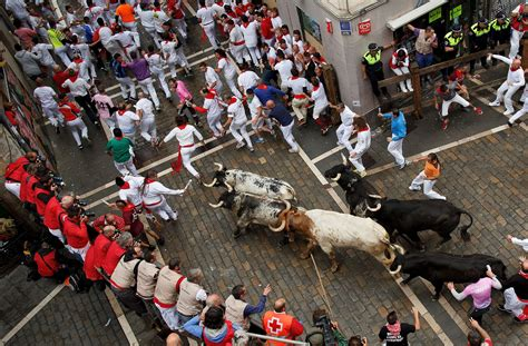 The Running tips on running of the bulls in plona linguaschools