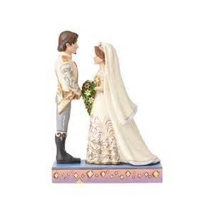 Wedding Figurine by The Big Day Rapunzel And Flynn Wedding Figurine