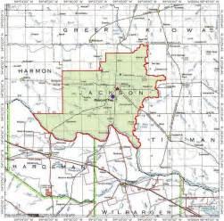 jackson county oklahoma genealogy