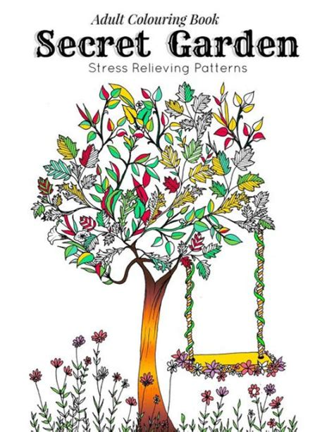 the secret garden coloring book barnes and noble coloring book secret garden relaxation templates