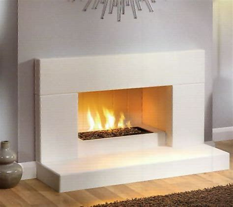 sleek white fireplace ideas for home pinterest