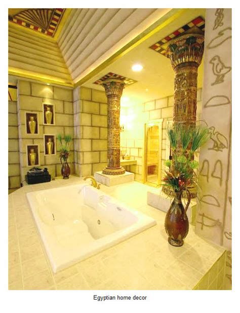 egyptian style bathroom 15 egyptian home house decoration ideas 2016 home and