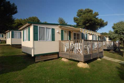 stacaravan verhuur in kroatie luxe mobile homes in kroatie