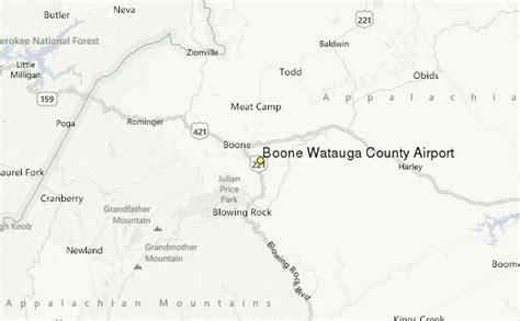 Watauga County Records Boone Watauga County Airport Weather Station Record