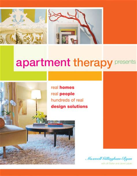 Book Titled Room Apartment Therapy Book Design Ideas For Small Spaces