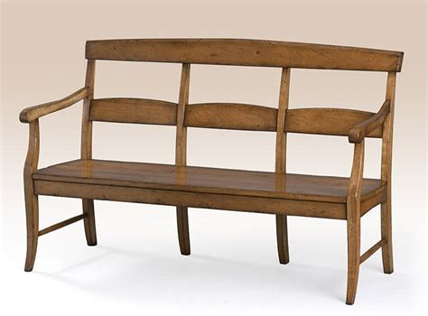 Country French Furniture - french country bench furniture pinterest