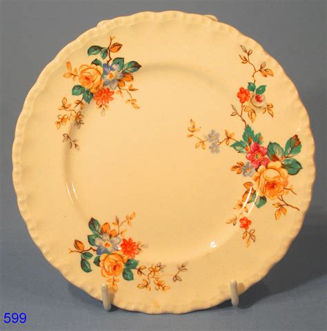 Grindley Creampetal Tea Plate ? SOLD: Collectable China
