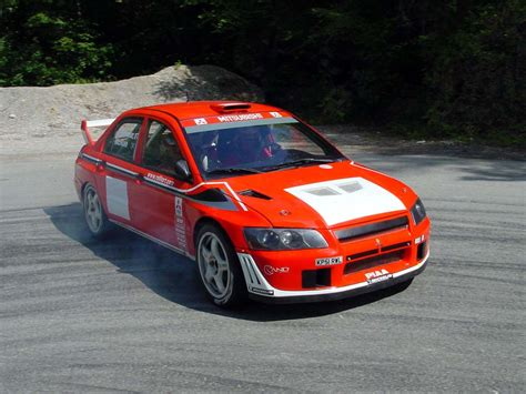 mitsubishi supercar 2002 mitsubishi lancer evoution vii wrc2 review