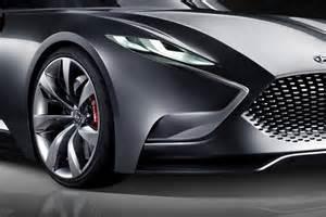 Hyundai Hnd 9 Hyundai Hnd 9 Concept Previews Next Genesis Coupe Details