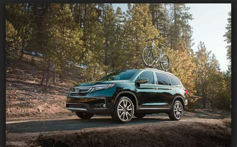 What Will The 2020 Honda Pilot Look Like by 2020 Honda Pilot Redesign Exterior Look 2020 Suv Update
