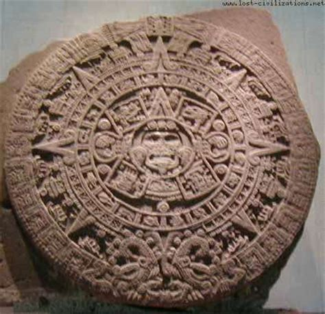 Calendario Azteca Y Inca Bahcesehira1y Aztec Inca Mayan Civilizations