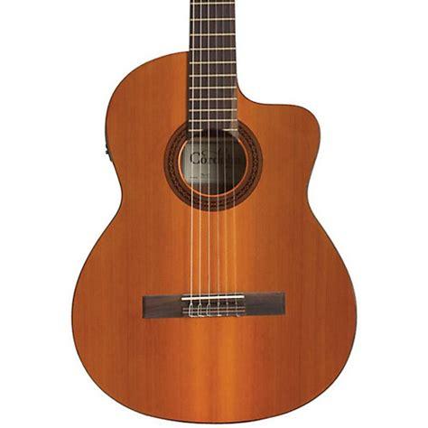 Gitar Classic Nilon New Shelby New cordoba c5 ce classical cutaway acoustic electric guitar guitar center