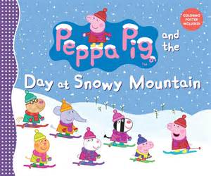 holiday books starring peppa pig