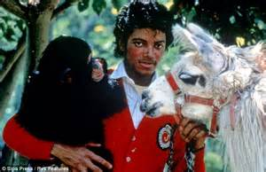 Michael Jackson Doesnt Want His Stuff To Get Sold by Justin Bieber S Monkey Seized By Customs After