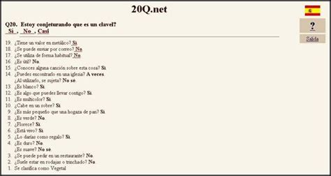 preguntas de si o no divertidas 20q inteligencia artificial divertida observatorio