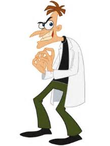 el dr doofenshmirtz disney wiki fandom powered by wikia