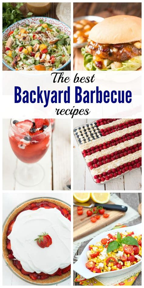 Best Backyard Bbq Recipes by 266 Best Images About July Fourth Memorial Day On